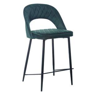 Барный стул Vetro Mebel B-125 Изумруд