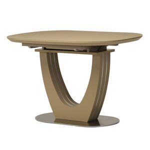 Раскладной обеденный стол Vetro Mebel TML-765-1 Капучино
