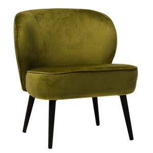 Кресло Vetro Mebel Фабио Зеленый чай вельвет