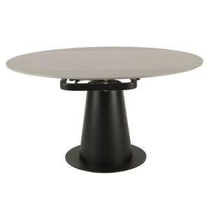 Раскладной обеденный стол Vetro Mebel TML-831 Грей стоун