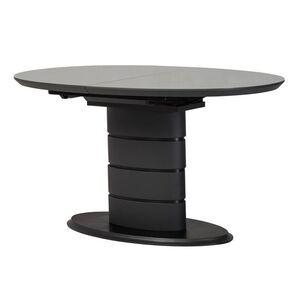 Раскладной обеденный стол Vetro Mebel TM-65 Серый
