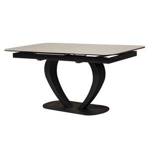 Раскладной обеденный стол Vetro Mebel TML-815 Айс грей