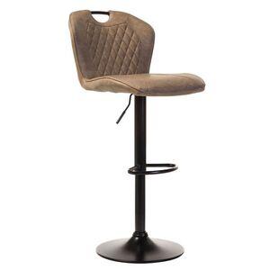 Барный стул Vetro Mebel B-102 Бежевый антик