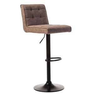 Барный стул Vetro Mebel B-106 Пепельный антик