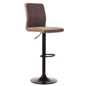 Барный стул Vetro Mebel B-107 Пепельный антик