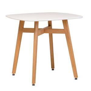 Обеденный стол Vetro Mebel TM-34 Белый