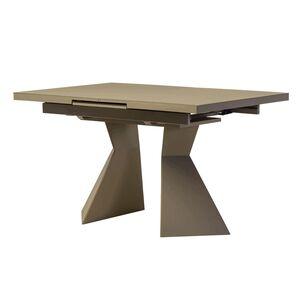 Раскладной обеденный стол Vetro Mebel TML-545 Капучино