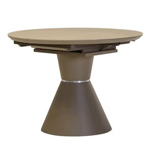 Раскладной обеденный стол Vetro Mebel TML-651 Капучино