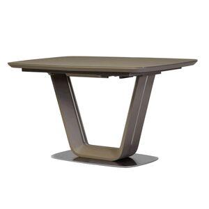 Раскладной обеденный стол Vetro Mebel TML-770-1 Капучино