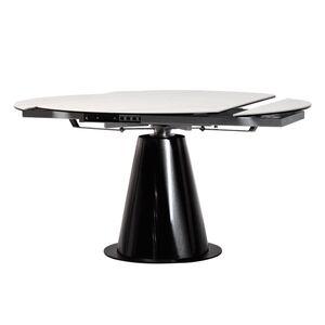 Раскладной обеденный стол Vetro Mebel TML-830 Белый