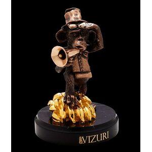 Статуэтка бронзовая Vizuri (Визури) Эврика C06