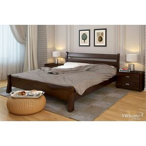 Кровать ArborDrev Венеция Темный орех