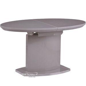Стол раскладной Bellini Айленд Серый лак