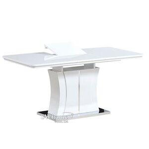 Стол раскладной Bellini Рейнбоу Белый лак