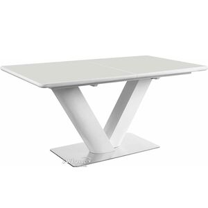 Стол раскладной Bellini Виктори Белый лак