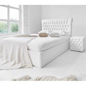 Двуспальная кровать Embawood Честер Белая