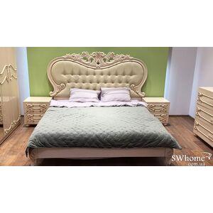 Двуспальная кровать Embawood Лючия Крем