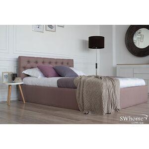 Двуспальная кровать Embawood Марта Розовая