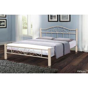 Кровать Микс-мебель Релакс Вуд Бежевая