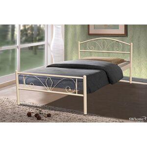 Кровать Микс-мебель Релакс Бежевая