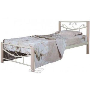 Кровать Микс-мебель Миллениум Вуд Бежевая