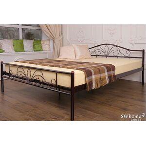 Кровать Микс-мебель Релакс Черная
