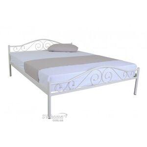 Кровать Микс-мебель Респект Бежевая