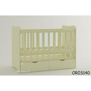 Детская кроватка Oris Fiona Ваниль