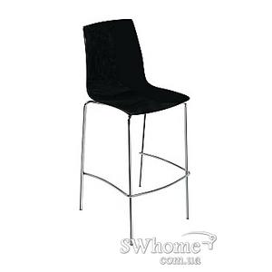 Барный стул Papatya X-Treme BSL Черный