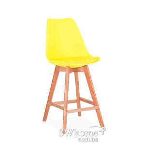 Барный стул SDM Элиос Желтый
