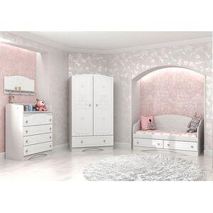 Детская комната Вальтер Мишка Белый