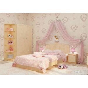 Детская комната Вальтер Kiddy Венге светлый - ваниль