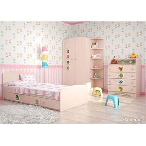 Детская комната Вальтер 3 в 1 Венге светлый