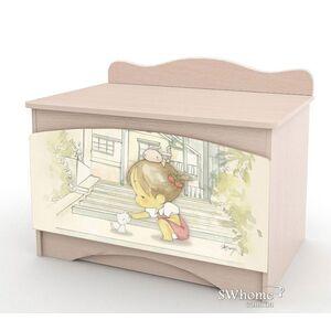 Ящик для игрушек Вальтер М+Д Венге светлый