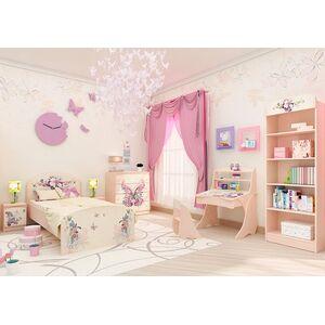Детская комната Вальтер Бабочки Венге светлый