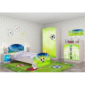 Детская комната Вальтер Футбол №1 Венге светлый
