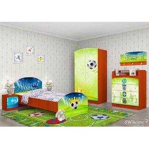 Детская комната Вальтер Футбол №2 Яблоня локарно