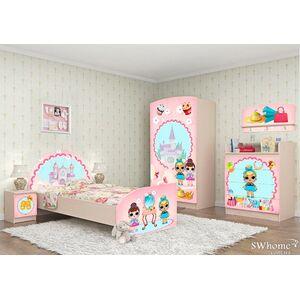 Детская комната Вальтер Лола Венге светлый