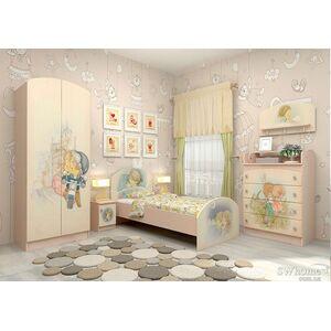 Детская комната Вальтер М+Д Венге светлый