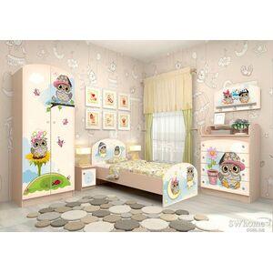 Детская комната Вальтер Совы Венге светлый