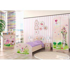 Детская комната Вальтер Веер Венге светлый