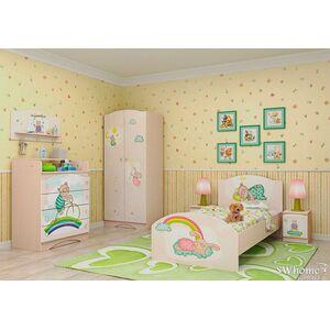 Детская комната Вальтер Зайки Венге светлый