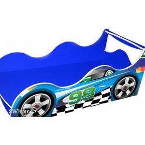 Кровать машина серии Драйв Форсаж Синяя