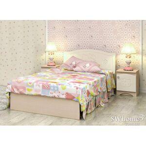 Кровать Вальтер Kiddy Венге светлый
