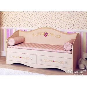 Детский диван Вальтер Provance с 2 ящиками Ваниль