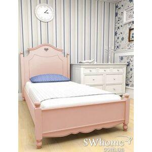 Кровать Канон Beautiful Dreams Розовая
