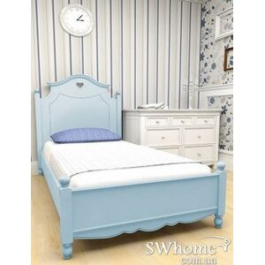 Кровать Канон Beautiful Dreams Голубая