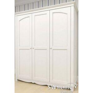 Шкаф 3х створчатый Канон Beautiful Dreams Белый