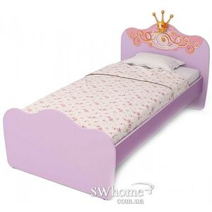 Кровать Бриз Cinderellа Сn-11-1 Сиреневая
