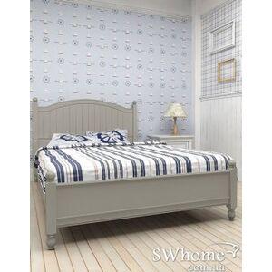 Кровать Канон NEW DREAMS Серая